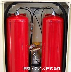 パッケージ型消火設備�T型
