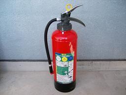 耐食強化ABC粉末消火器