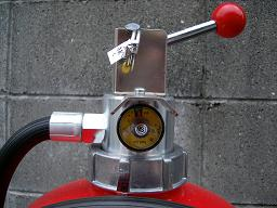 ABC粉末50型消火器(指示圧力計)